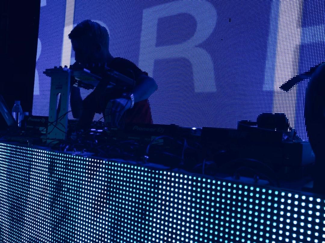 DJ Set in Miami