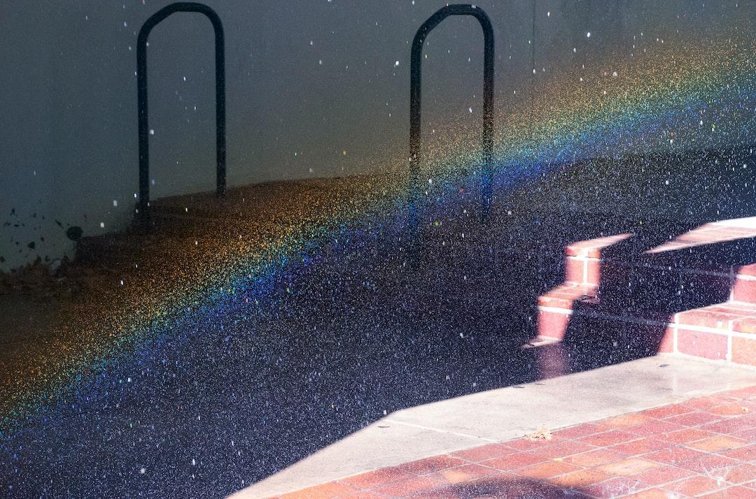 an unexpected rainbow