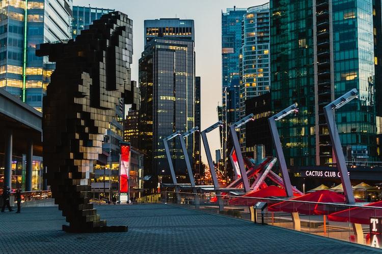 monumento turístico canadá