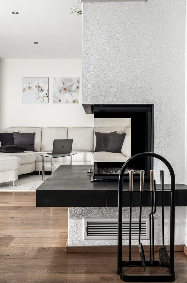 Como escolher cores na Arquitetura: Preto e Branco