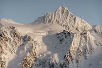 Shuksan speaks for itself. Rising above Mt Baker Ski Area.
