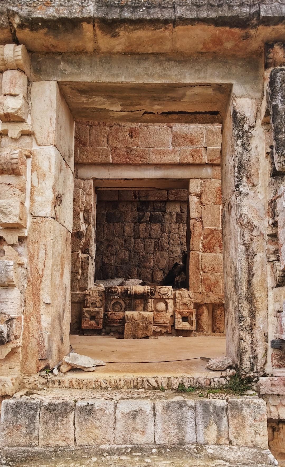 Ruin of Kabah
