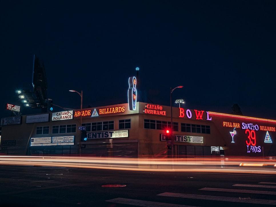 Los Angeles, NY.