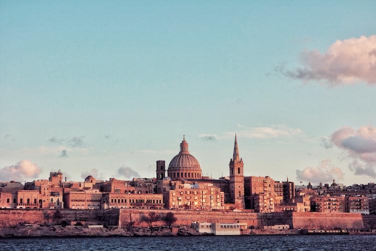 Malta, top destinations in Europe in April