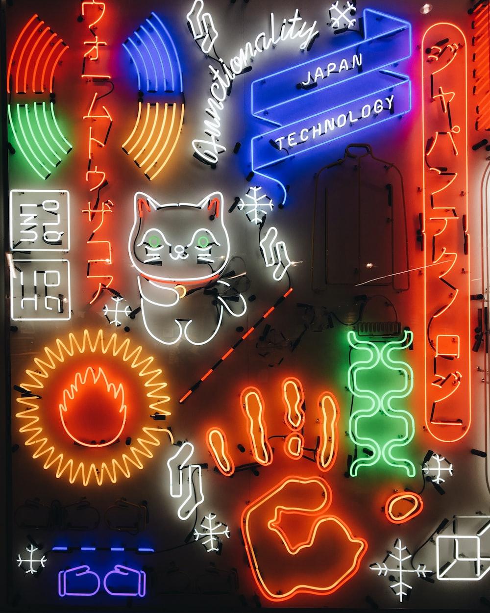 assorted LED light lot