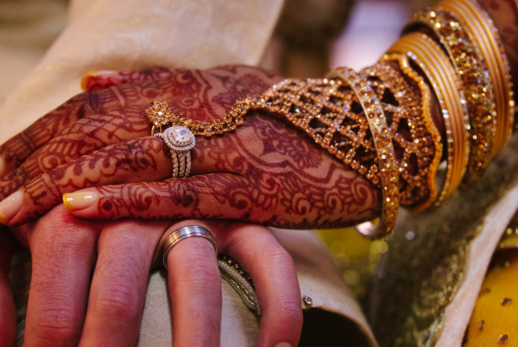 Hindu men believe(d) it to be unluckily to marry a third time. They could avoid misfortune by marrying a tree first. The tree ( his third wife ) was then burnt, freeing him to marry again.