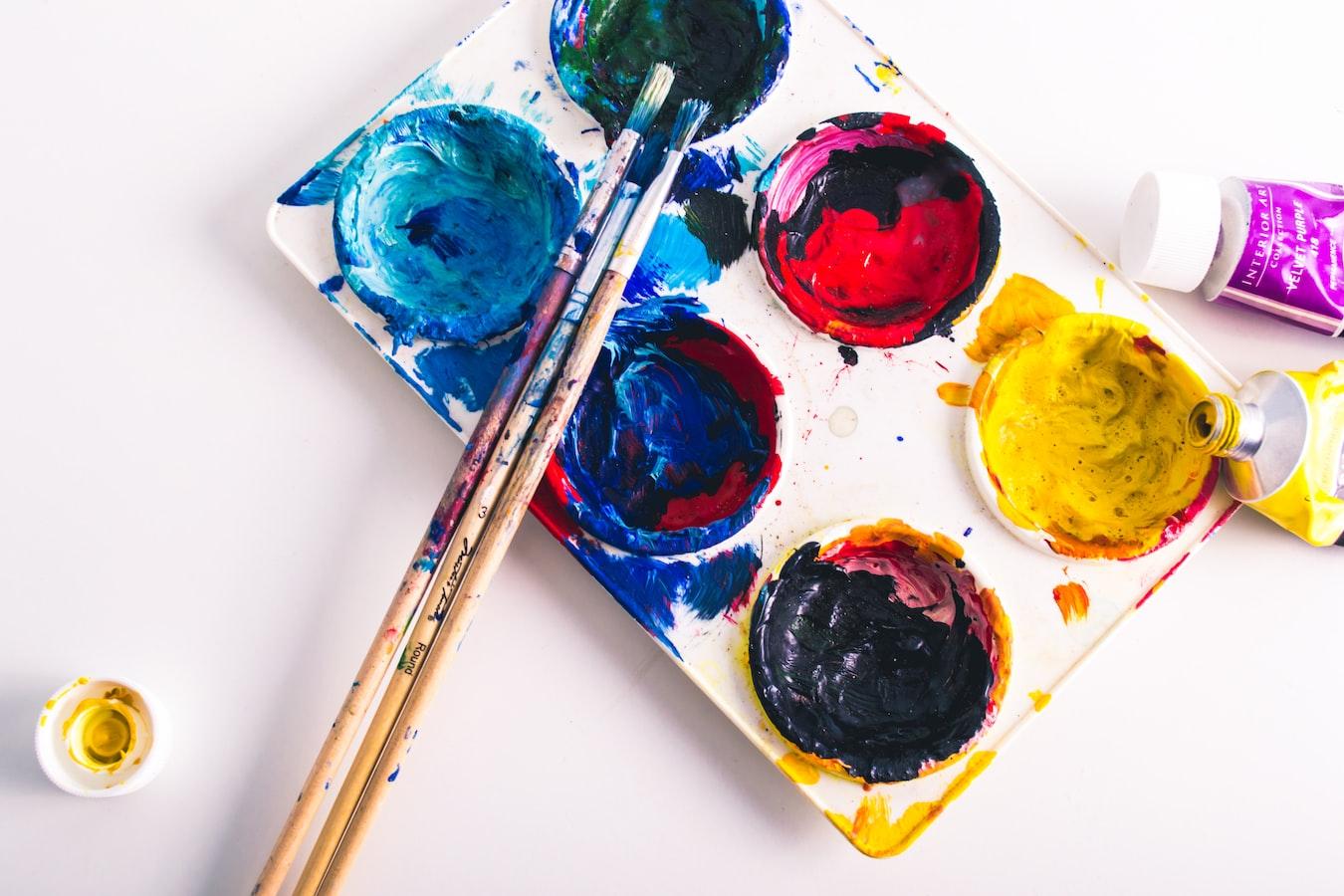 Hobbies like painting