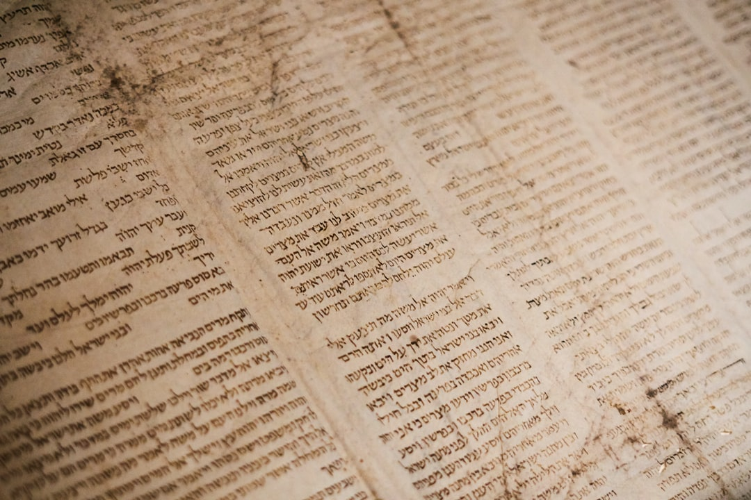 Hebrew text - What Bible was before the Geneva Bible?