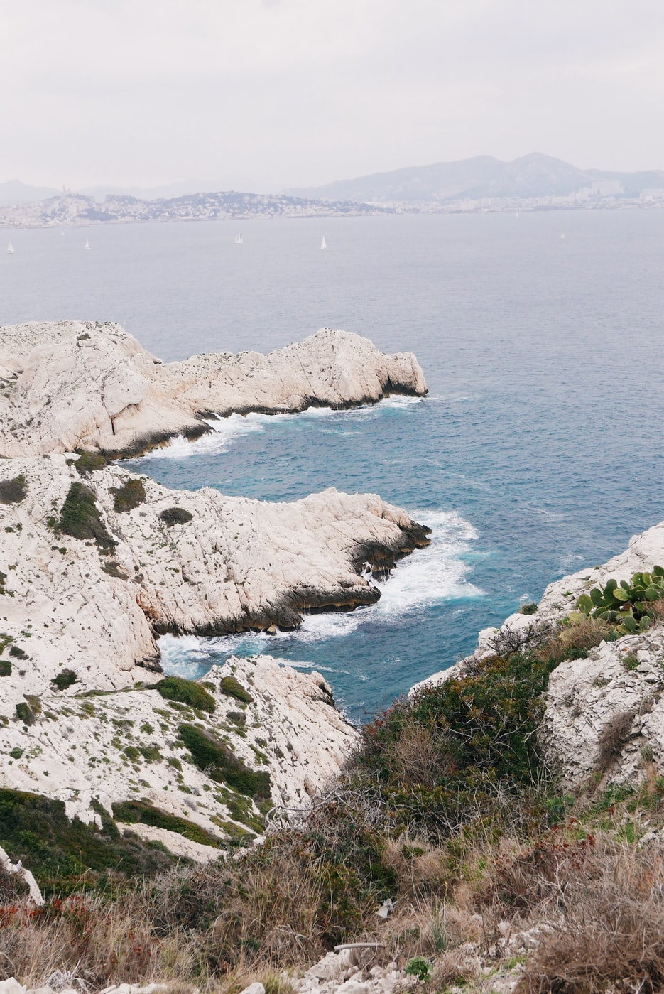 islands off the coast of Marseille, France