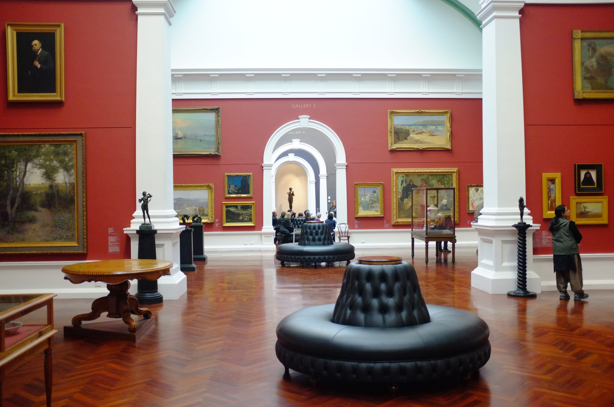 The Ashmolean Museum, founded in 1677