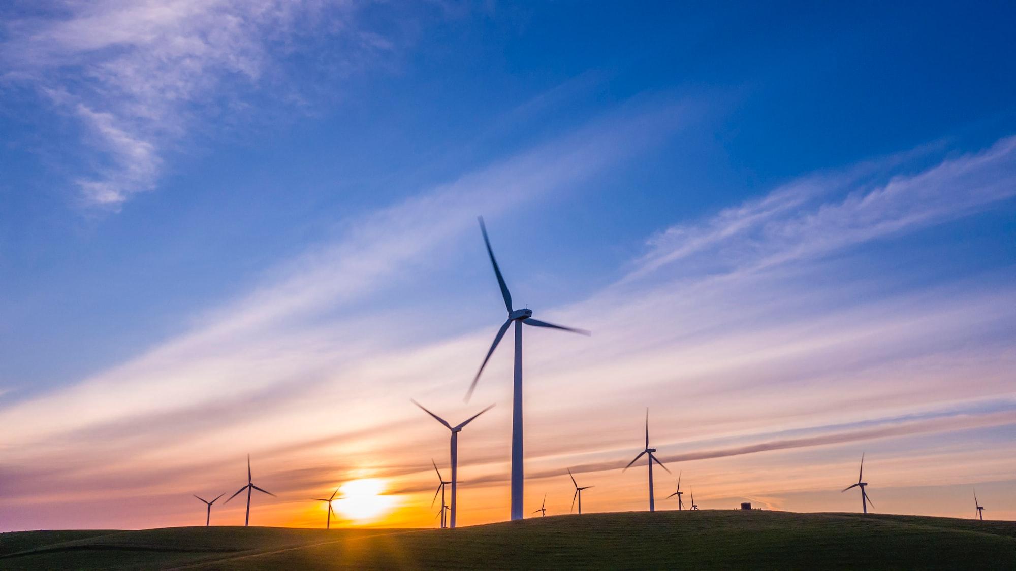 📈 Historisk vändpunkt – förnybar energi nu större än kol i USA