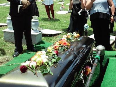 Un funerale in Fase 2