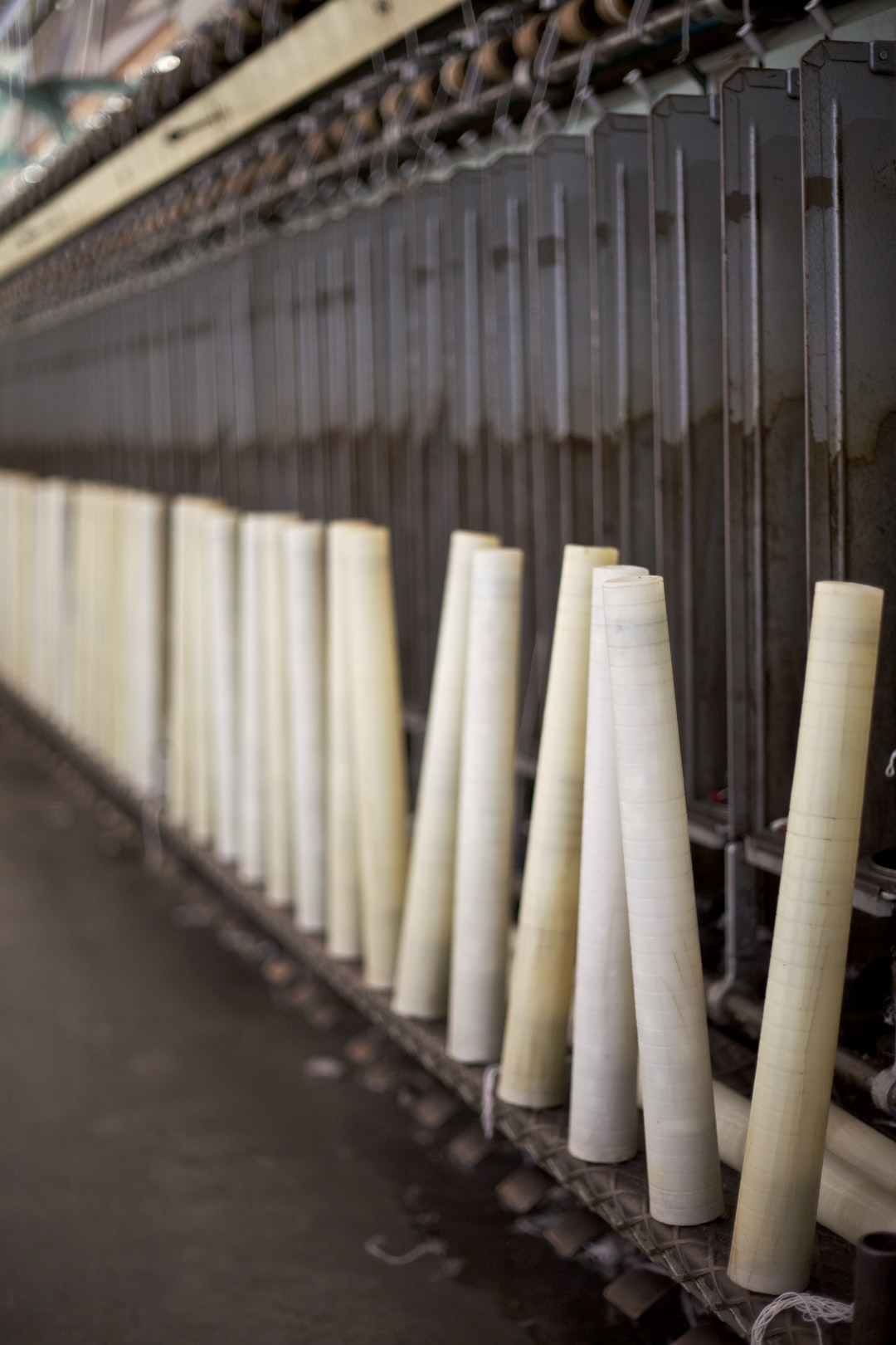 We visited Creswick in regional Victoria today, I was amazed at the machinery used to make cloth and fabric.