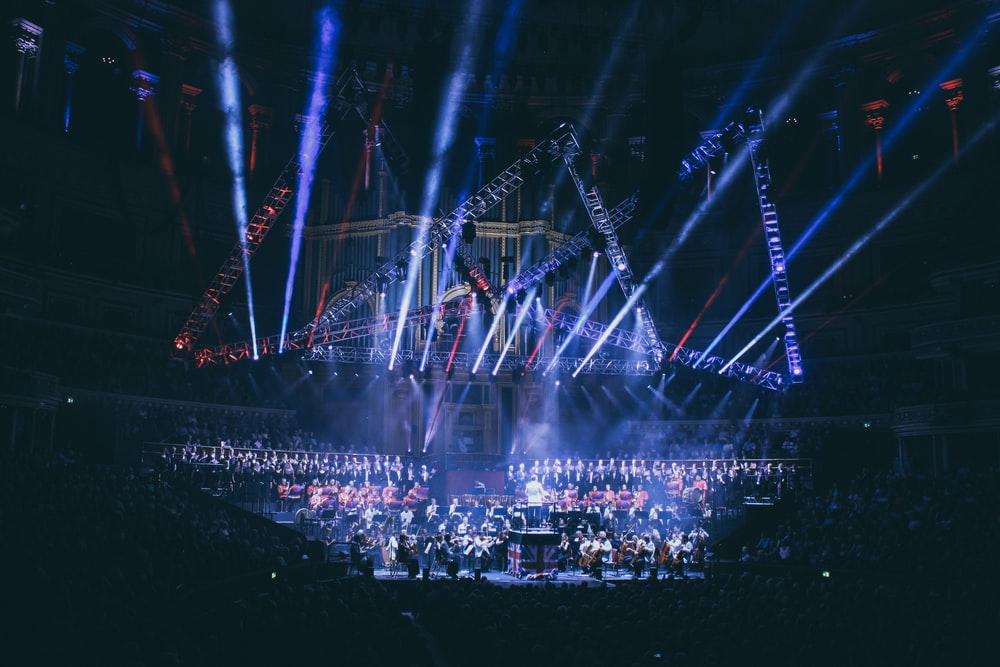 Royal Albert Hall Concerts In London