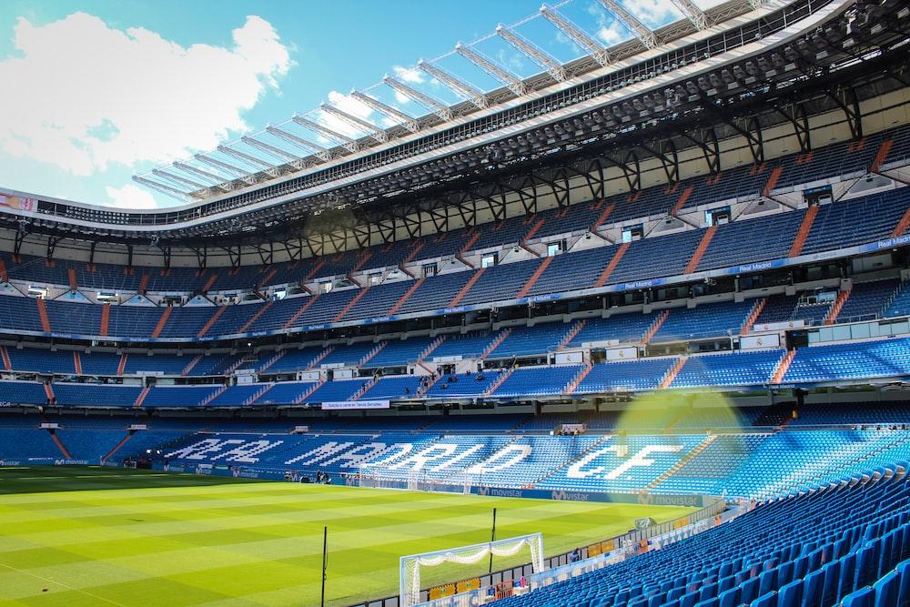 Real Madrid CF stadium