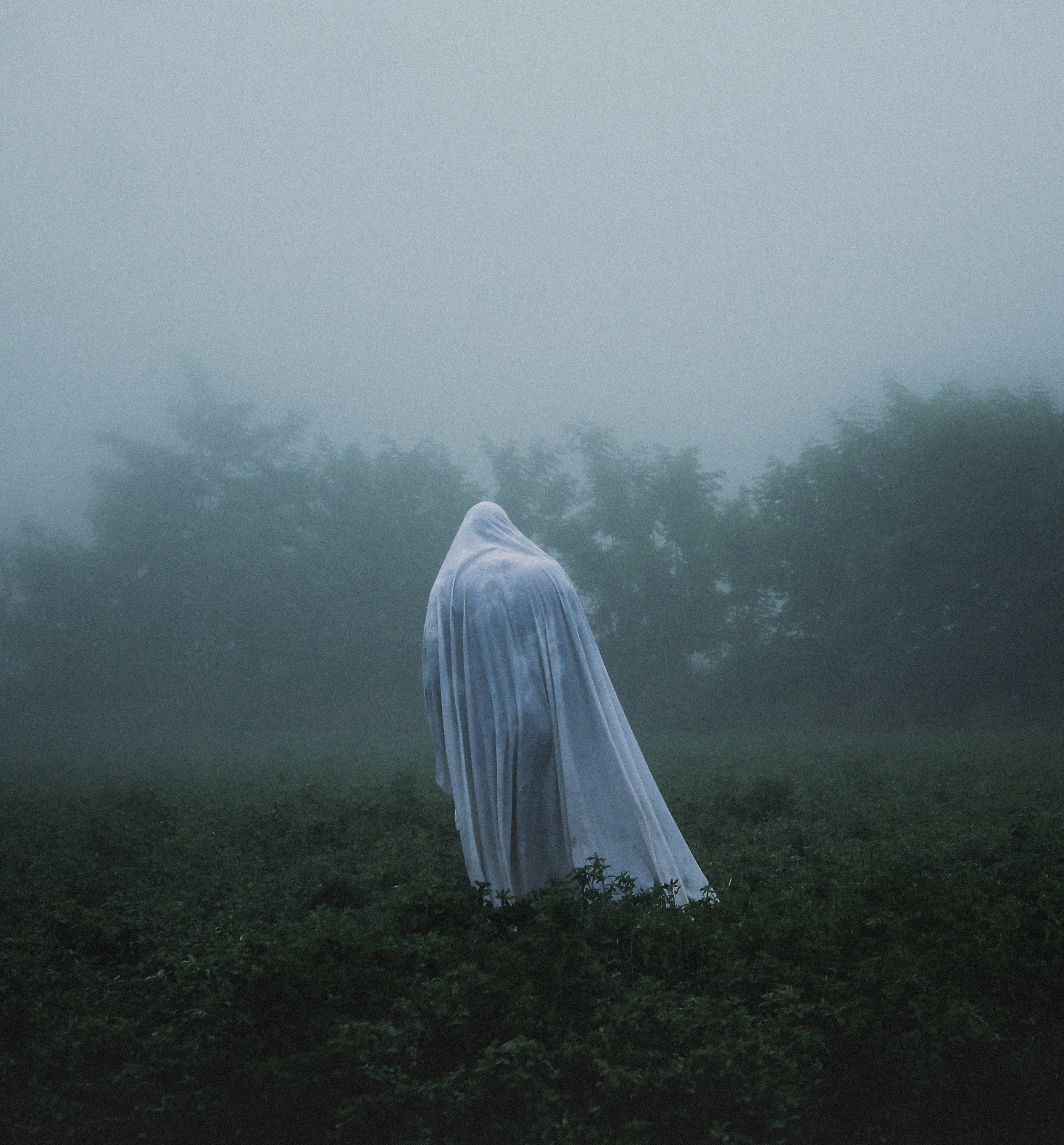 A tale of a ghost ghost stories