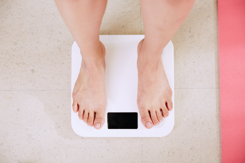 不做運動一週減重2公斤