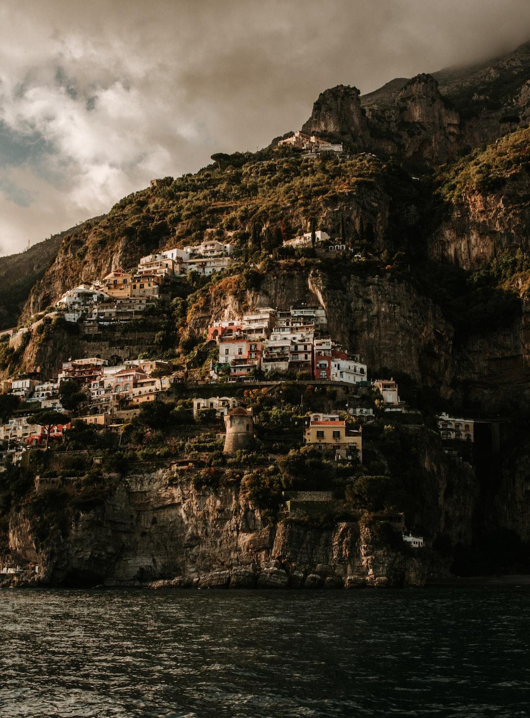 Colorful Amalfi