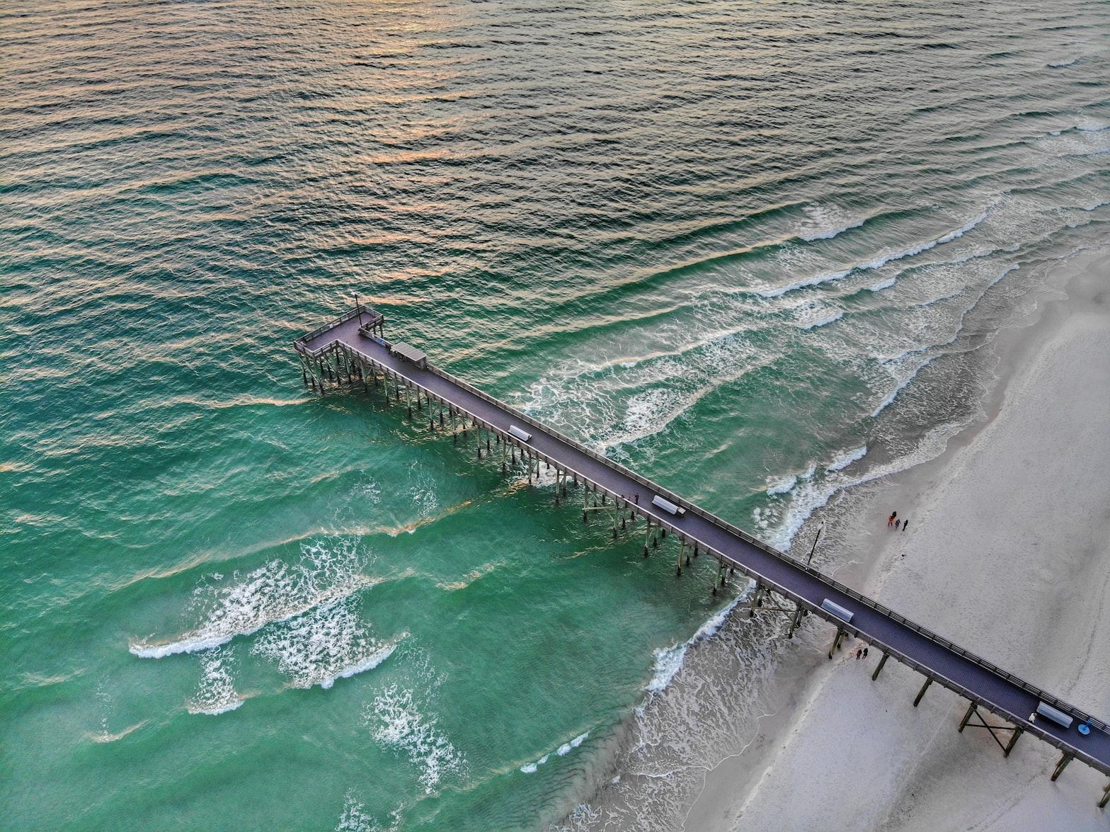pier in panama city beach, florida