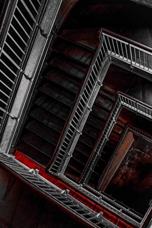 spiral stair photo