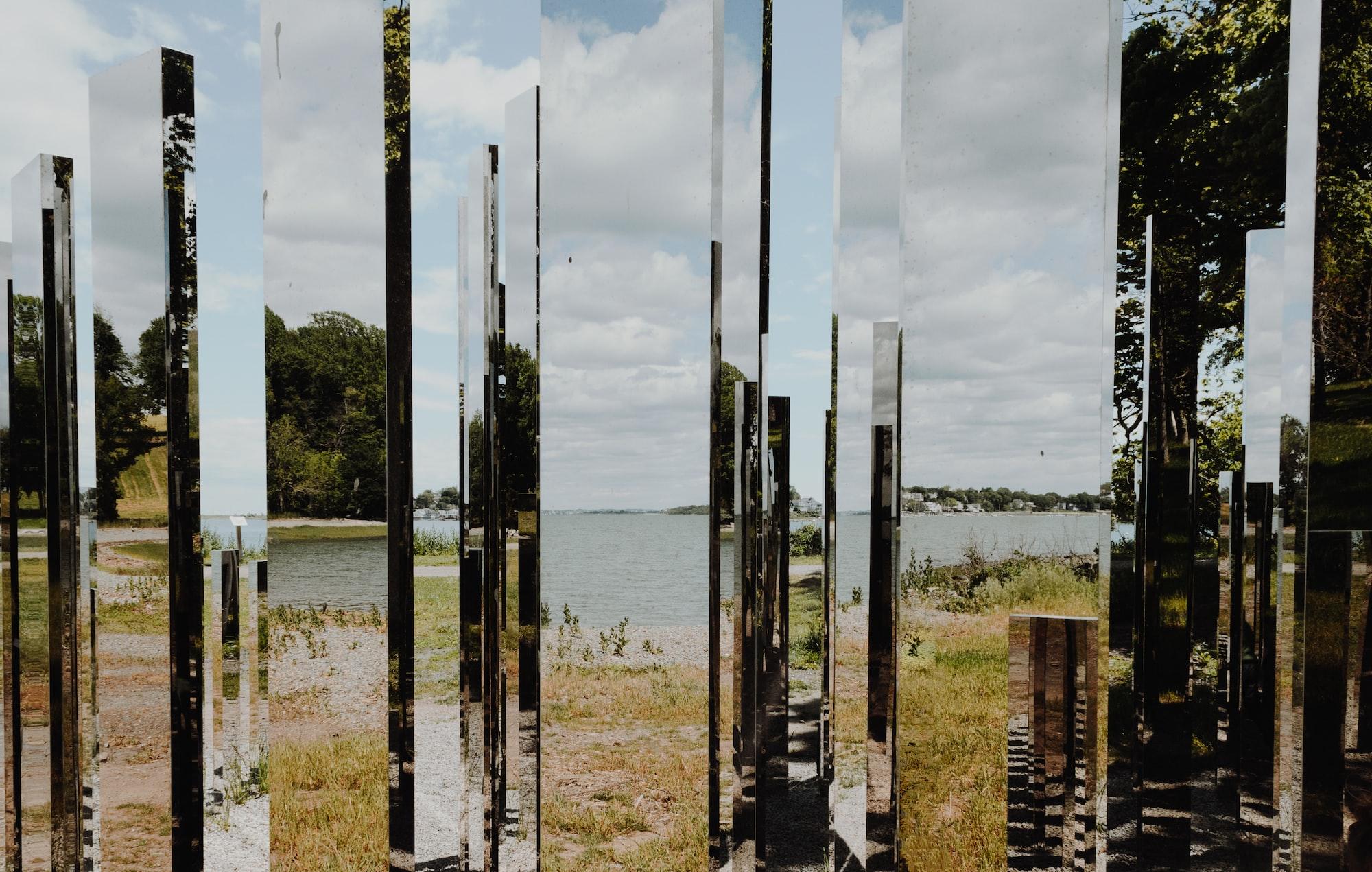 Это арт-инсталляция в парке World's End