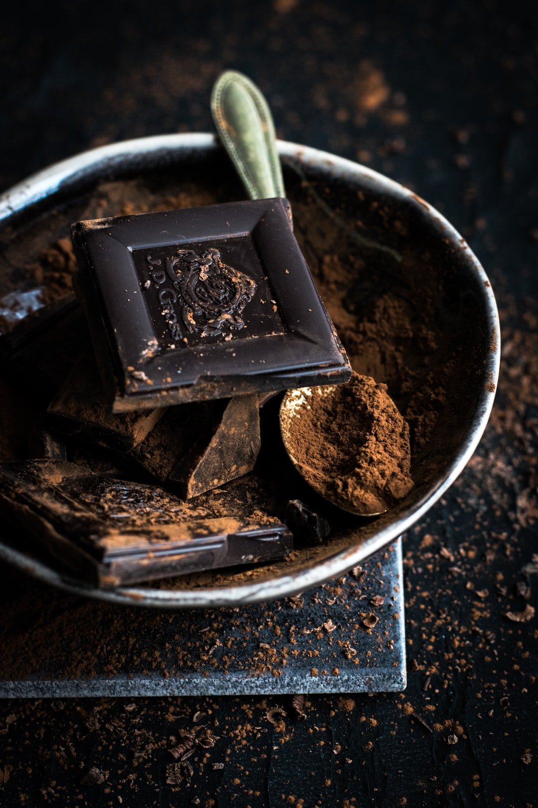 Tell me do you like dark chocolate??