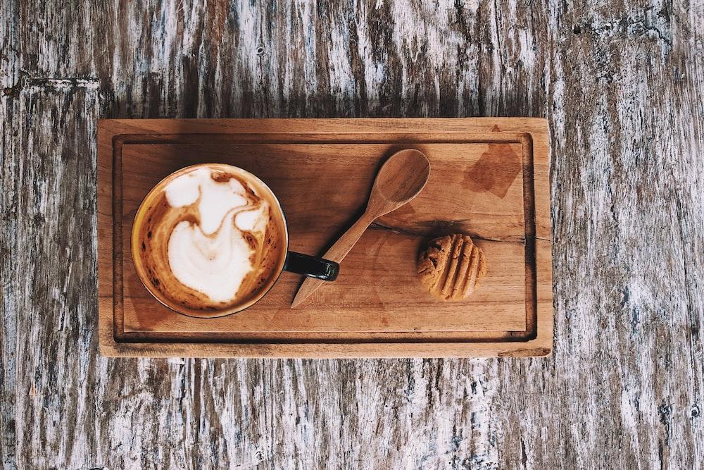 coffee lathe art
