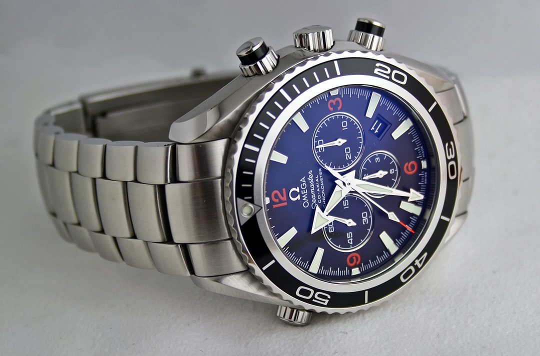 Omega Planet Ocean 600M  Co-Axial Chronograph 45.5 mm