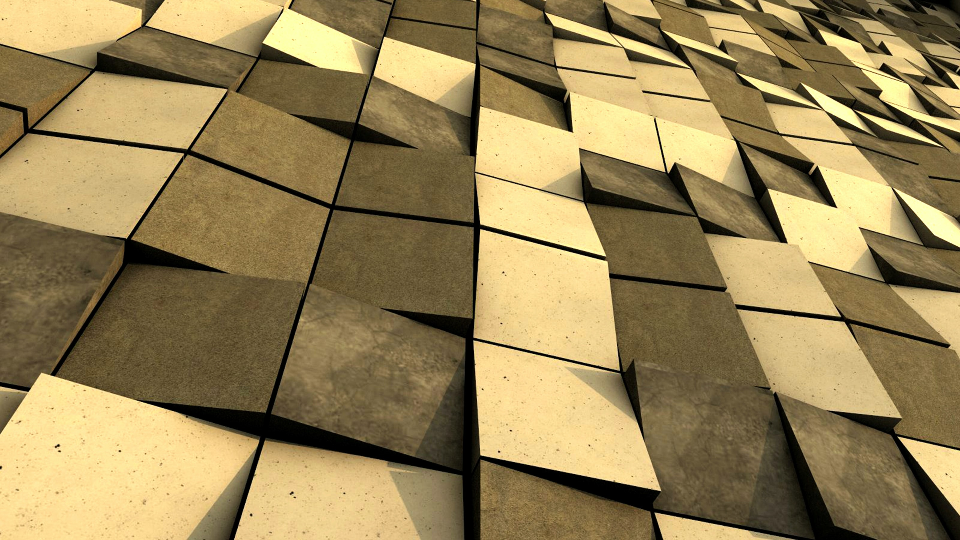 black and white tile lot