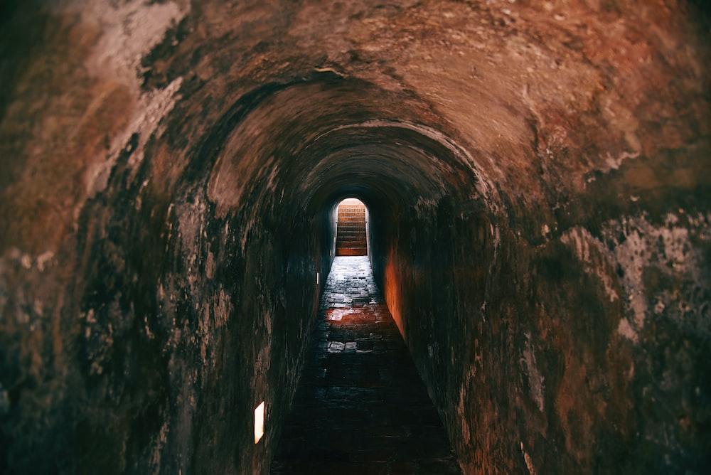 tunnel path