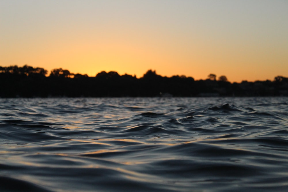 scenery body of water