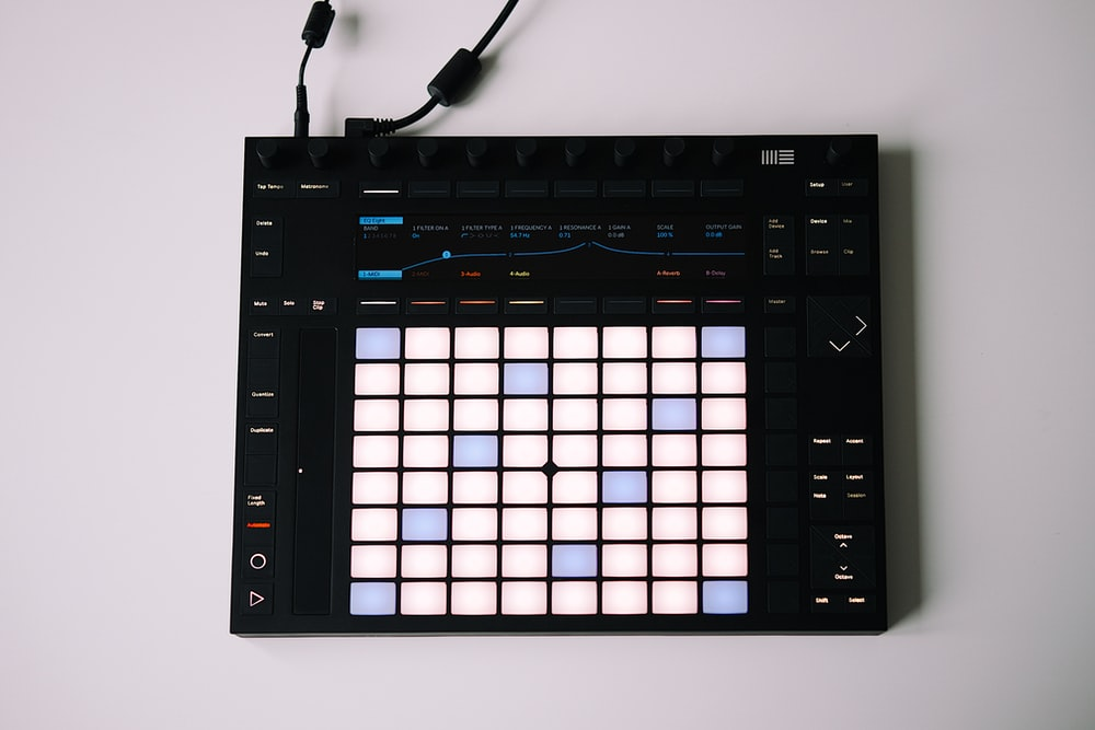 Surface Book 2 Ableton
