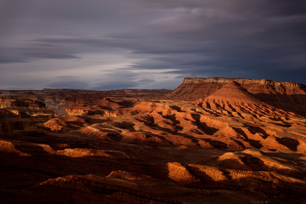 Monument Valley National Park at daytime