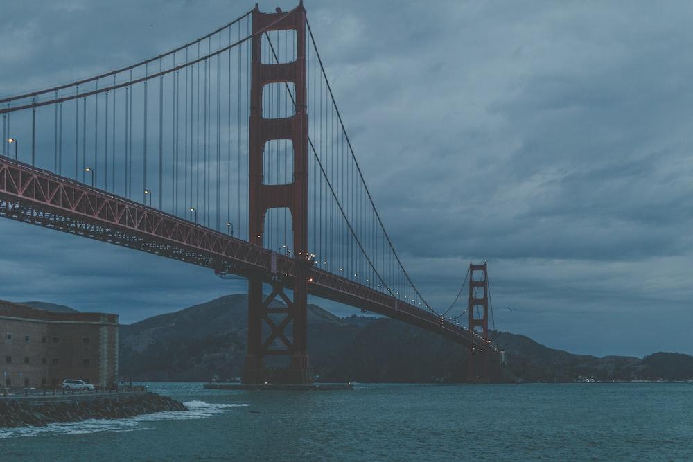 Golden Gate Bridge, San Francisco, California during daytime