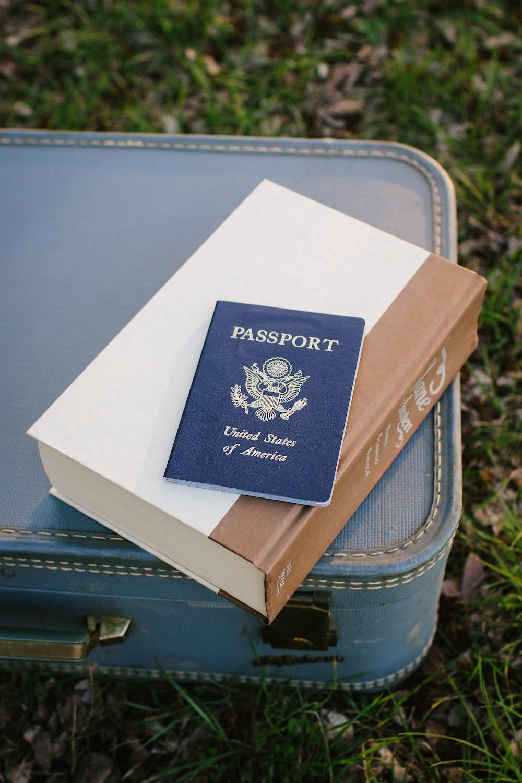 United State of America Passport