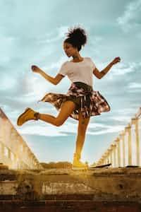 The Perfect Dance rhythm stories