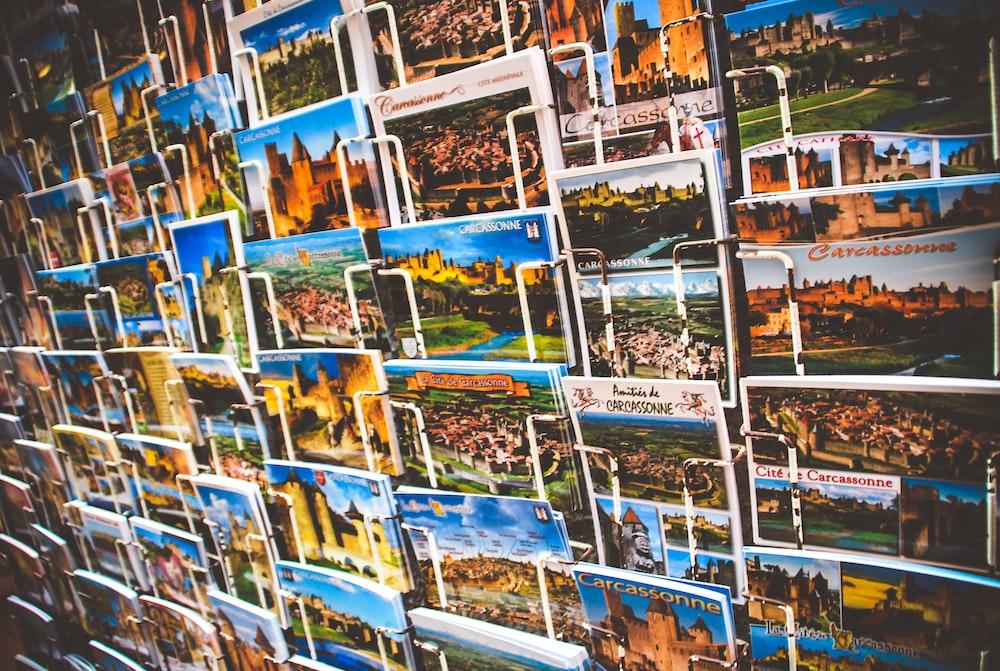 landmark poster lot