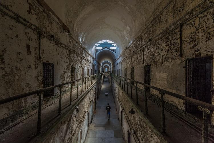 haunted prison in usa