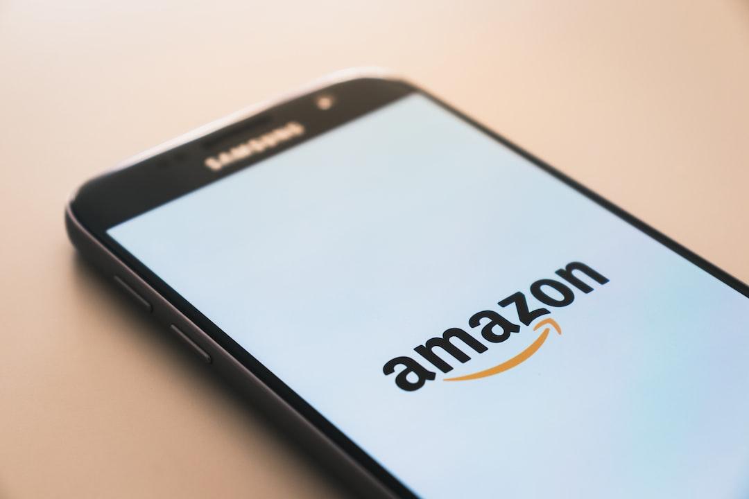 Amazon Files for Blockchain Patent