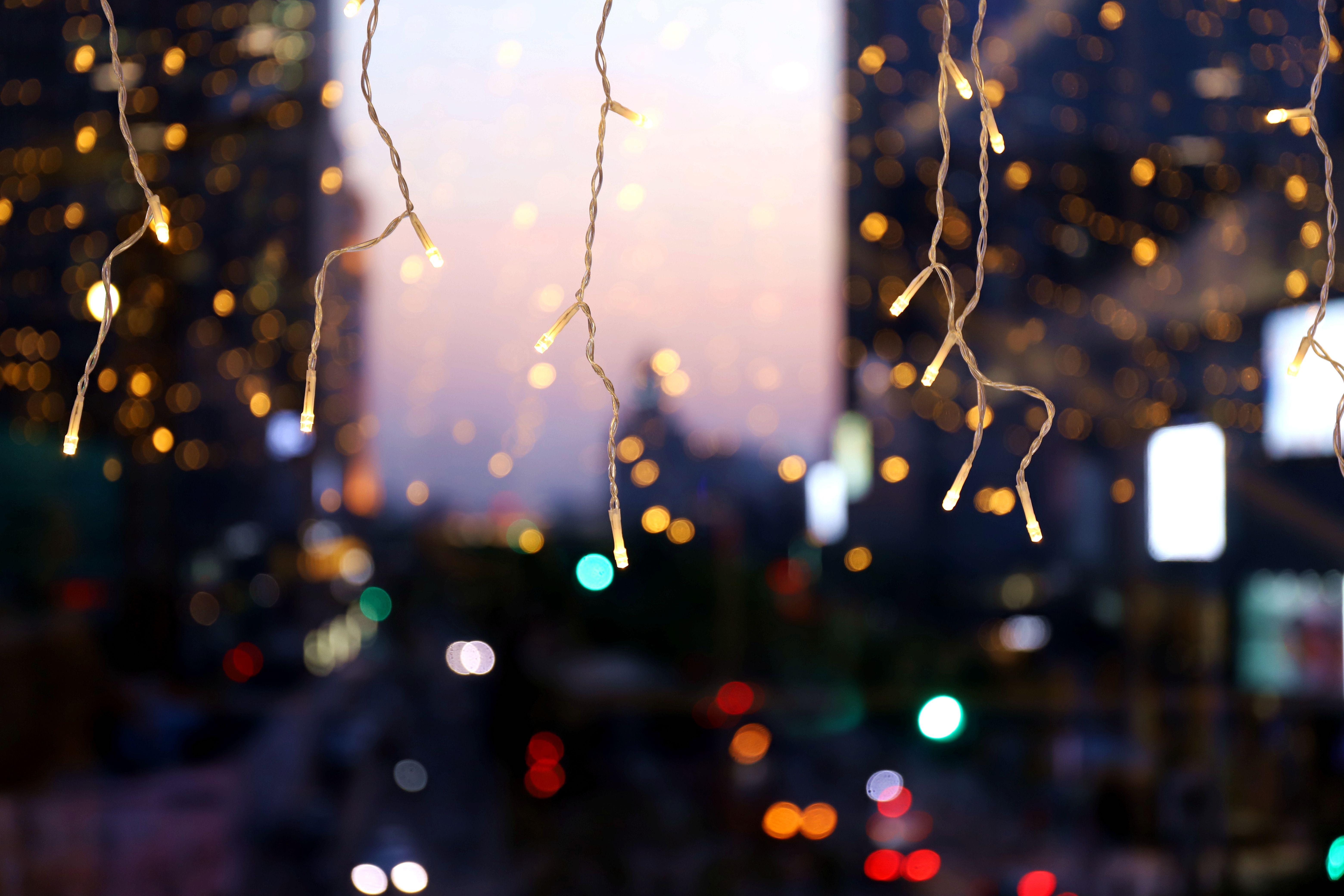 Fairy Lights Fairly Bokeh And Lighting Hd Photo By Nvdu Nvdu On