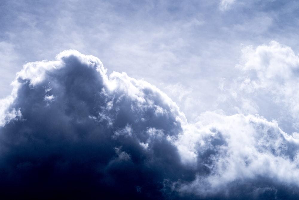 cloud cloudy cloudscape and blue hd photo by fabrizio conti
