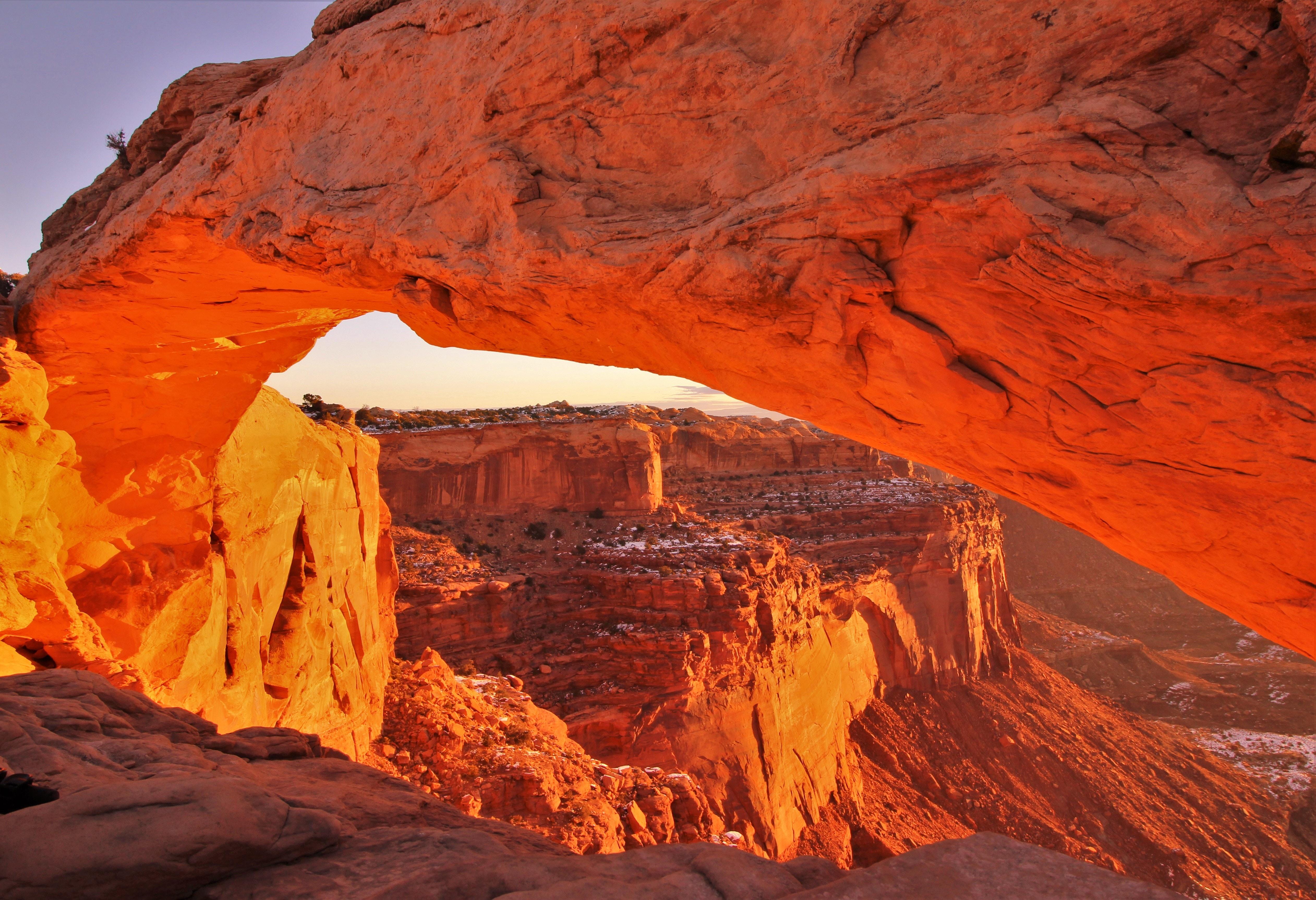 Arch Canyon Nation Park, Utah