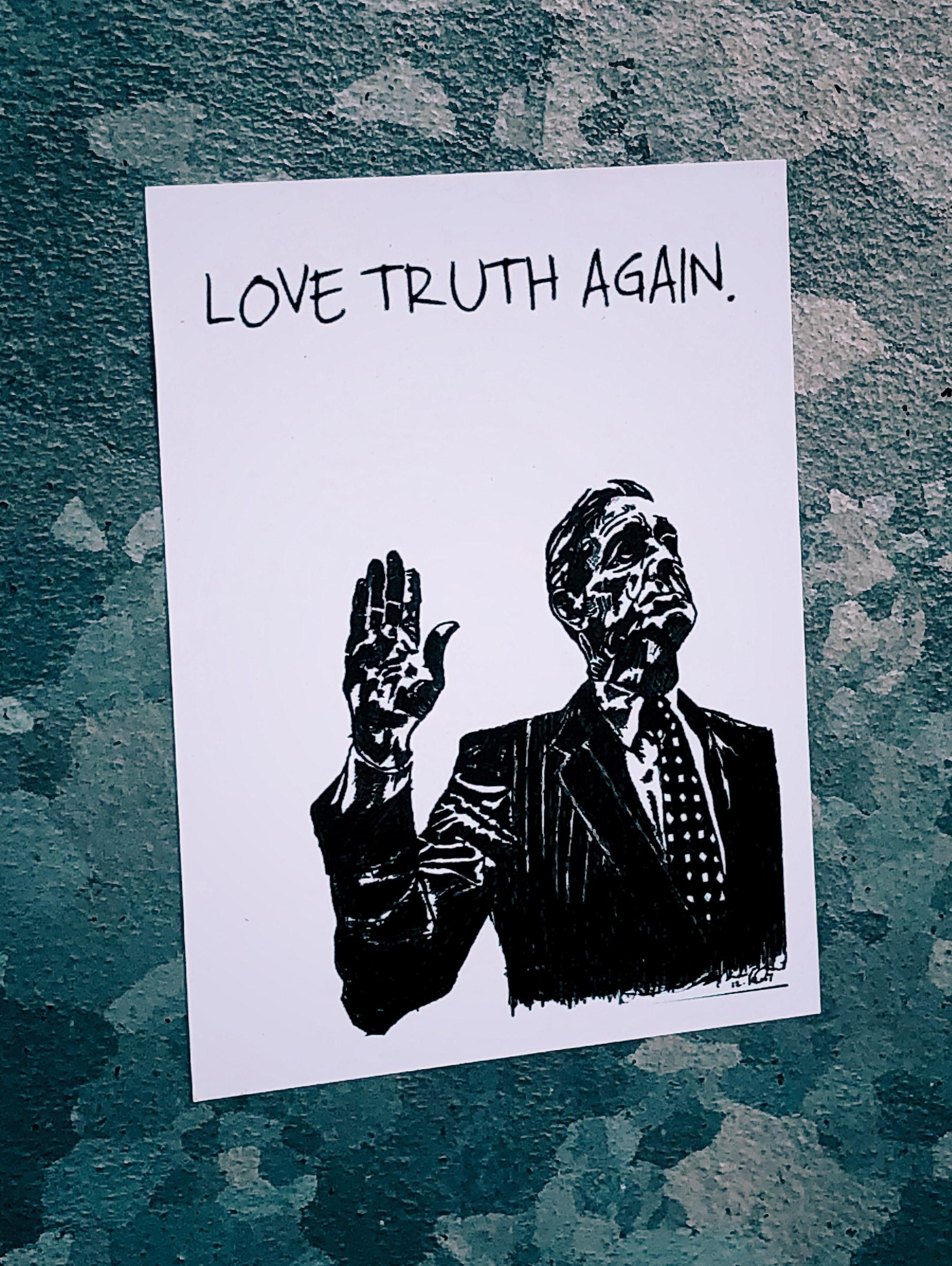 Post-Truth, Post-Trump