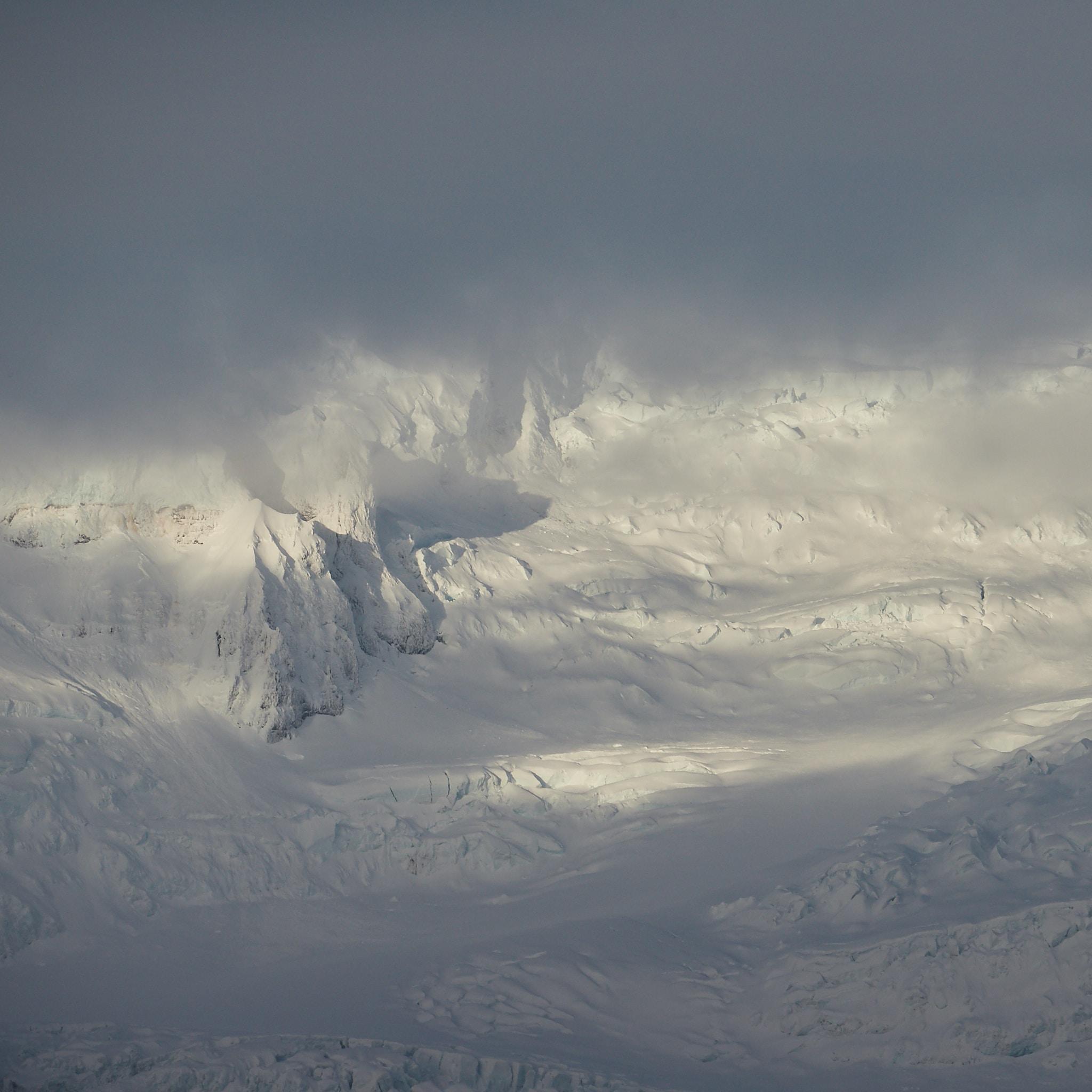 glacier mountains