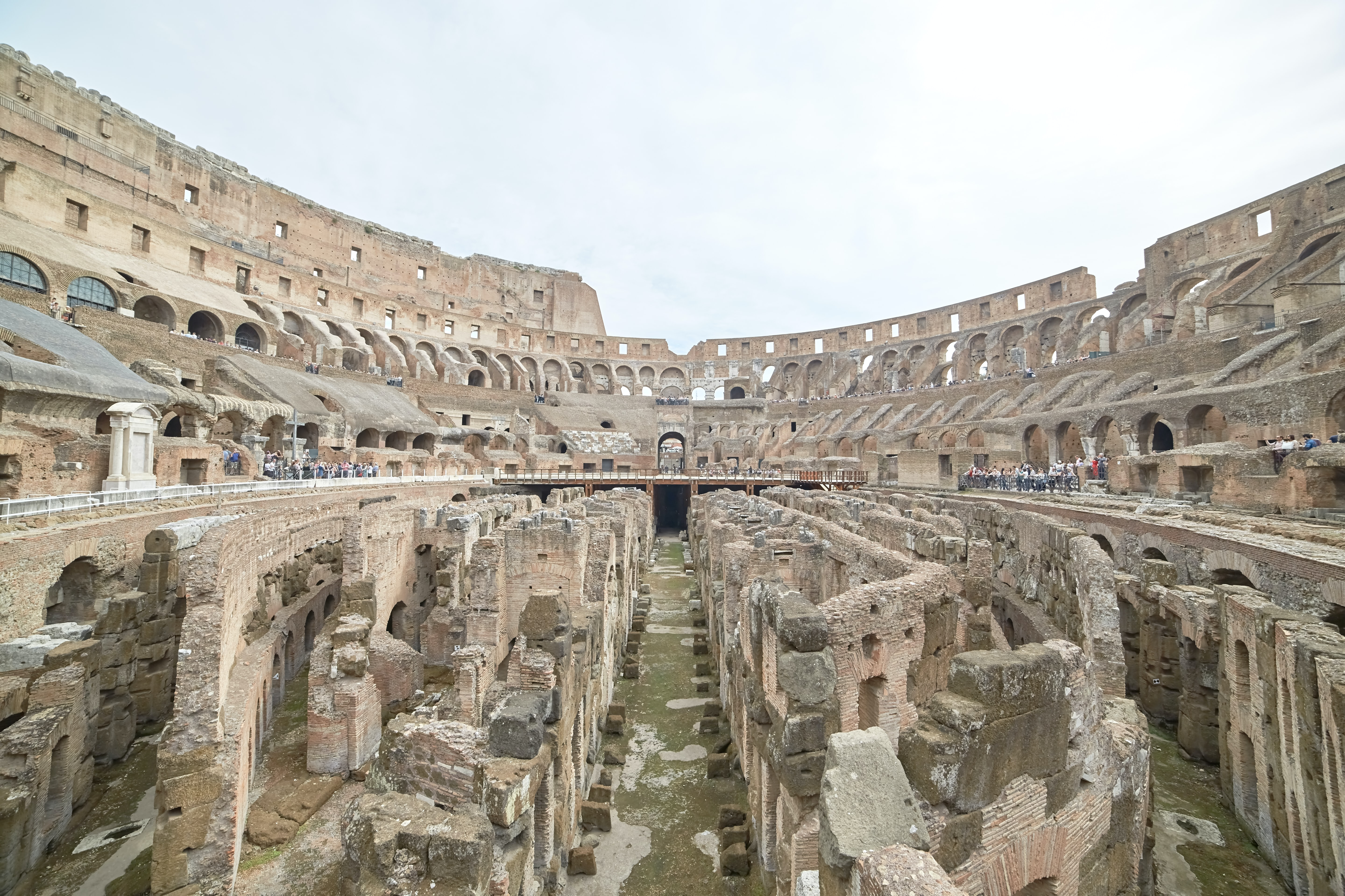 Colosseum, Rome during daytime