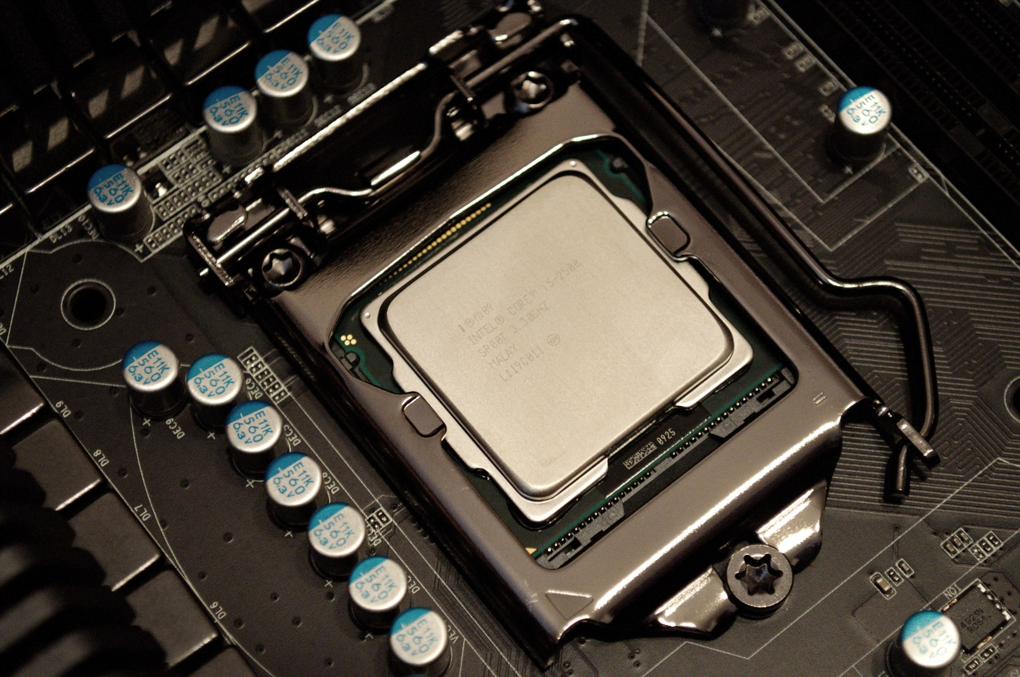 CPU-G, hardware informatie in Linux