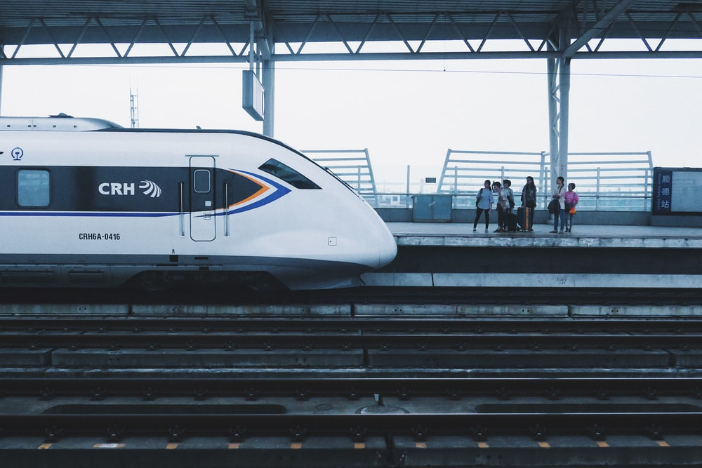 CRH bullet train