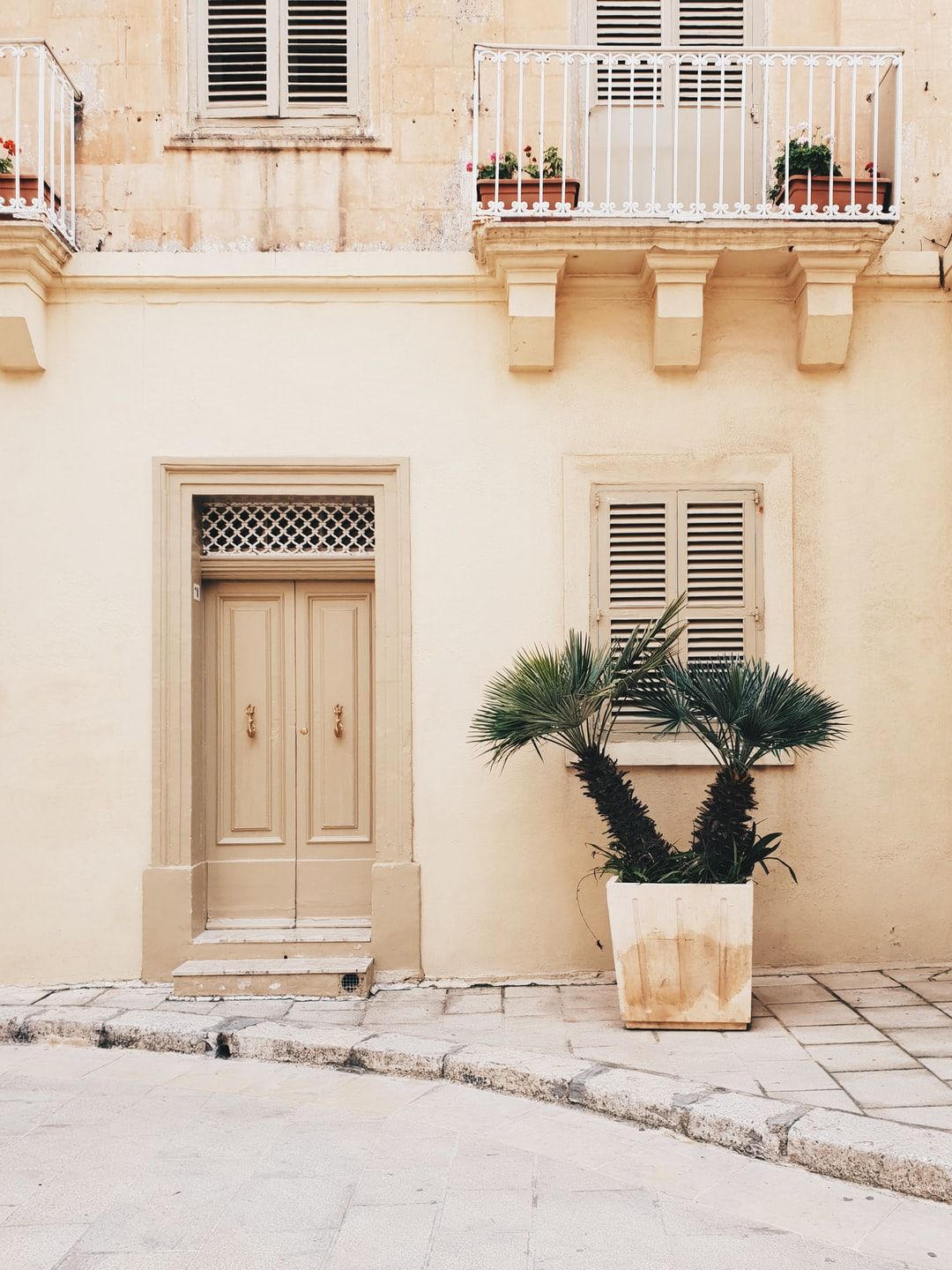 Probably the most beautiful town on Malta - Mdina, one of the movie locations of Game of Thrones.