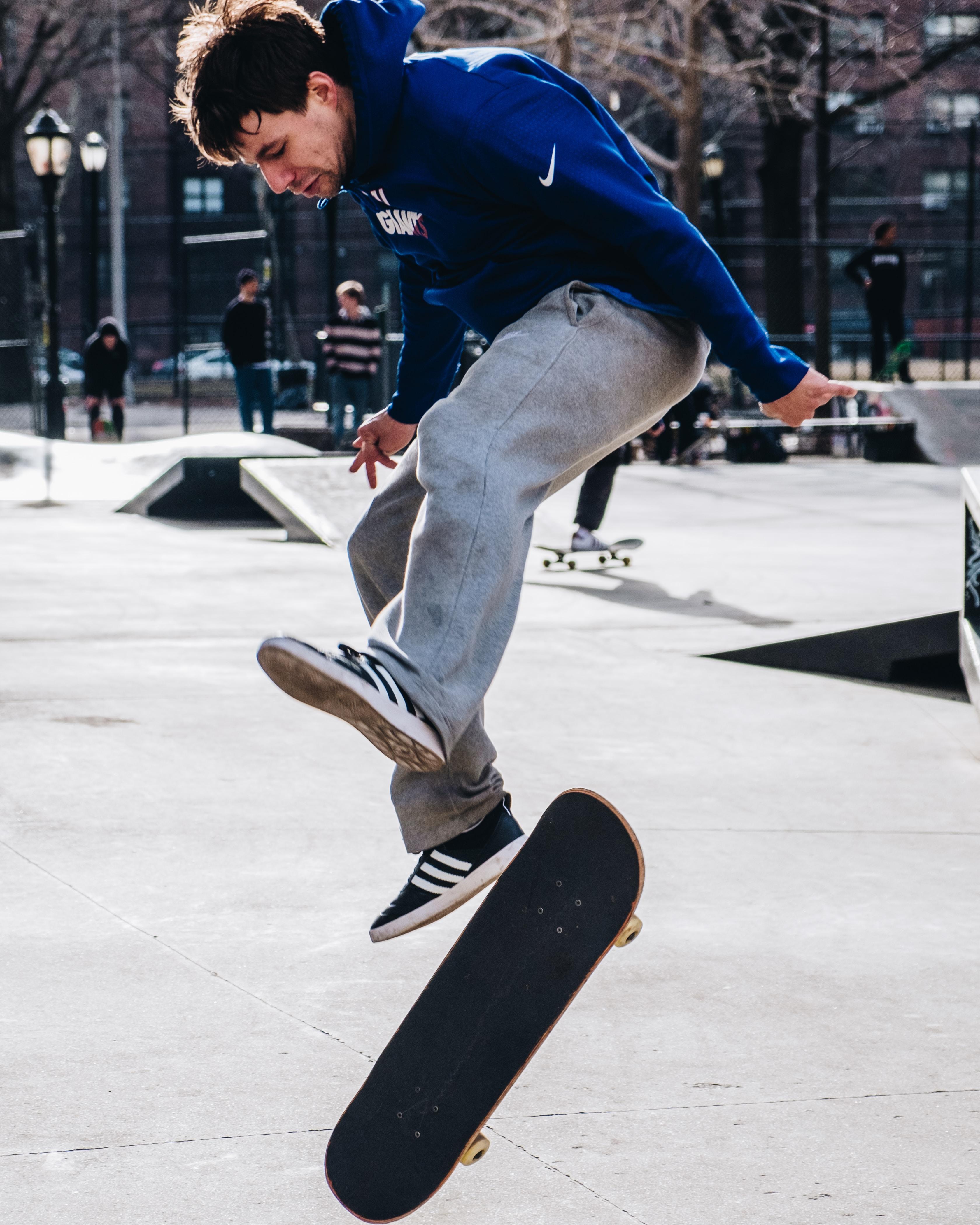 Skater of New York