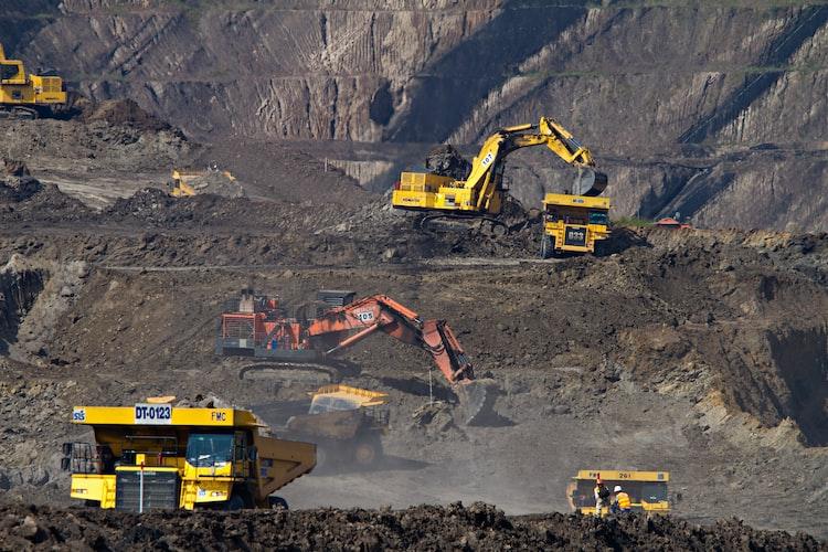 Coal mine Jharkhand